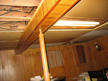 basement ceiling diy and home improvement blog fresh