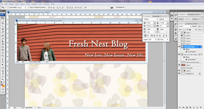 Creating new images for the blog