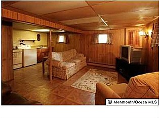Basement listing photo