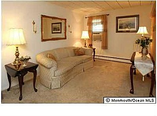 Living room listing photo