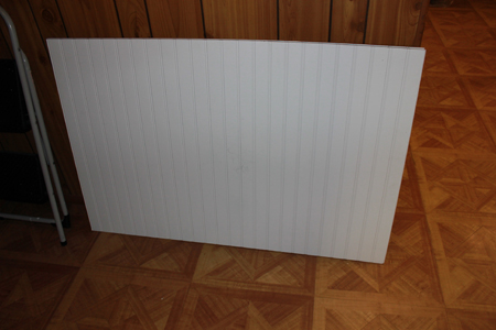 Beadboard Paneling for Cabinets