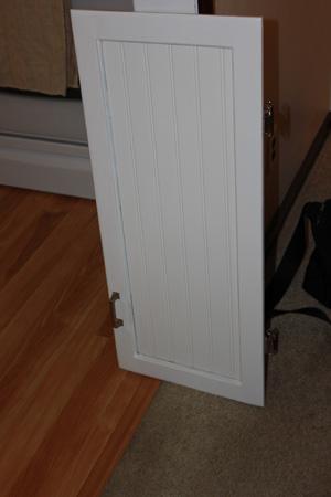 Refinished Cabinet Door
