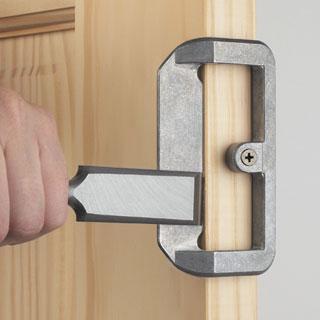 Wood Door Hinge Chisel Marker