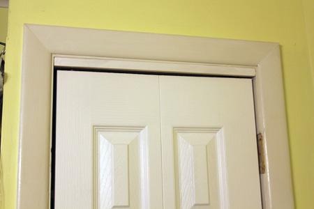 Bi-fold Door Shim