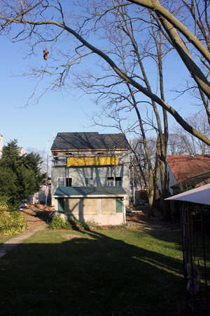 Siding Installation on a New Home
