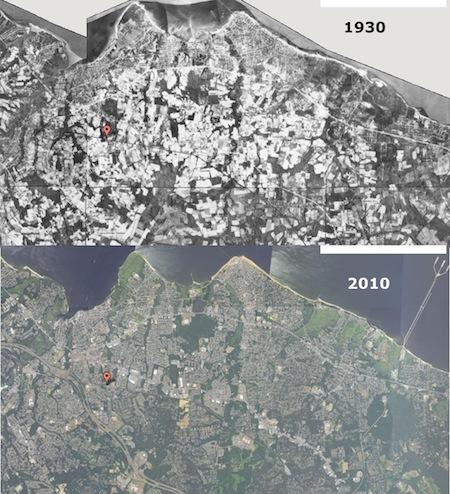 1930 - 2010 Hazlet New Jersey