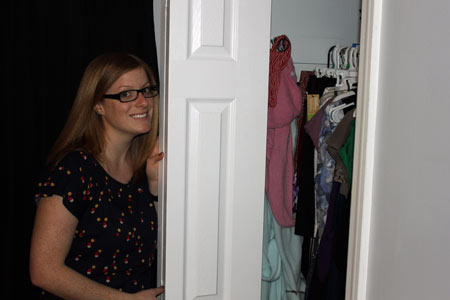 Megan With Bi Fold Closet Door