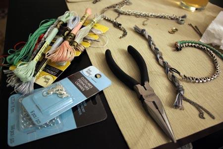 Crafty DIY Bracelets
