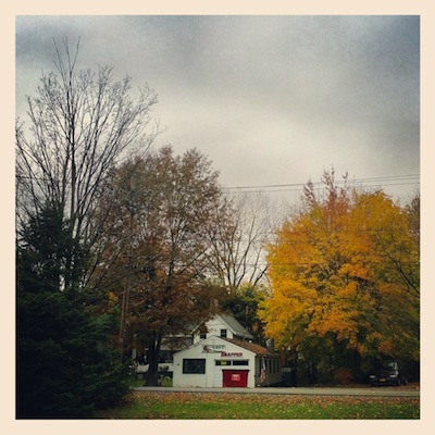Fall in Blauvelt, NY